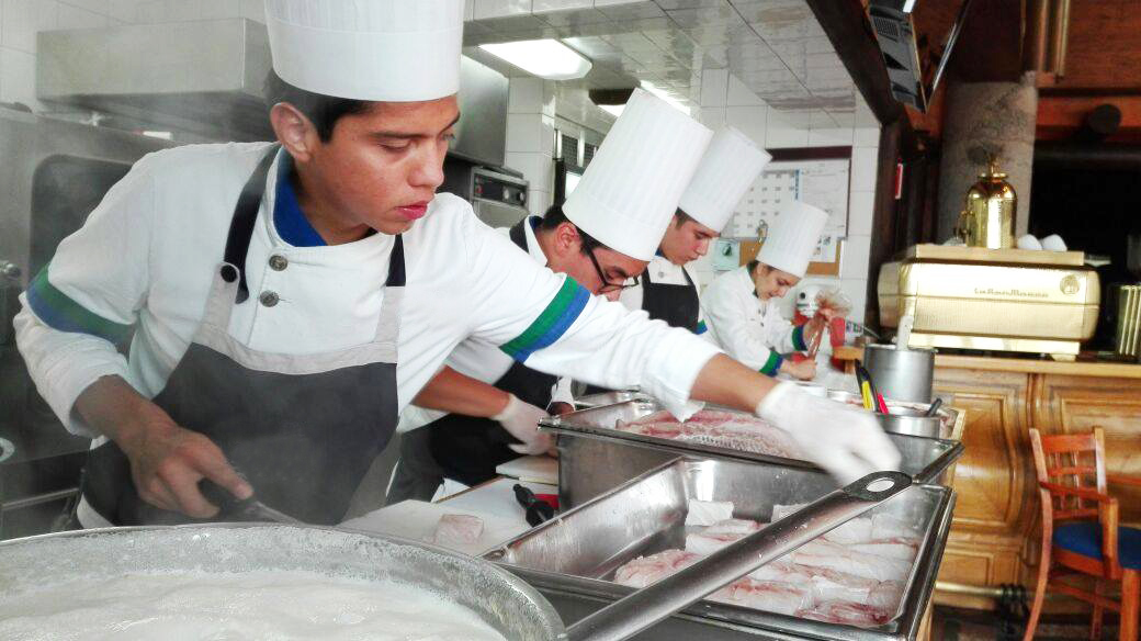 Pre-Commis Chef Course Worldchefs Academy